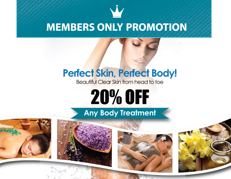 April Member's Only Promotion