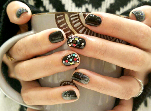 Holiday Nail Art2