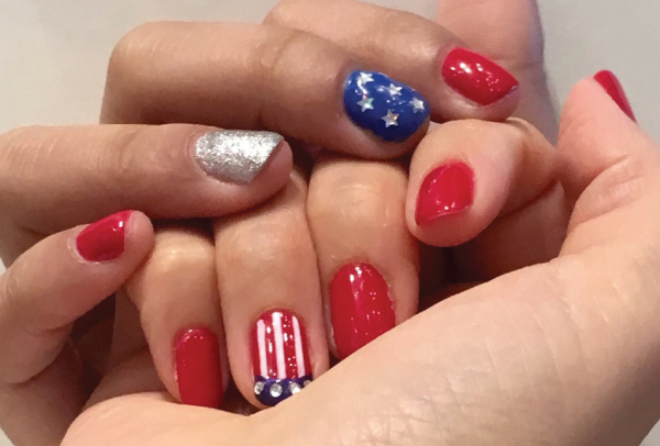 The Patriotic Fingers