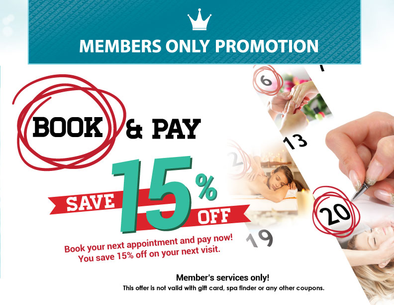 January Member's Promotion