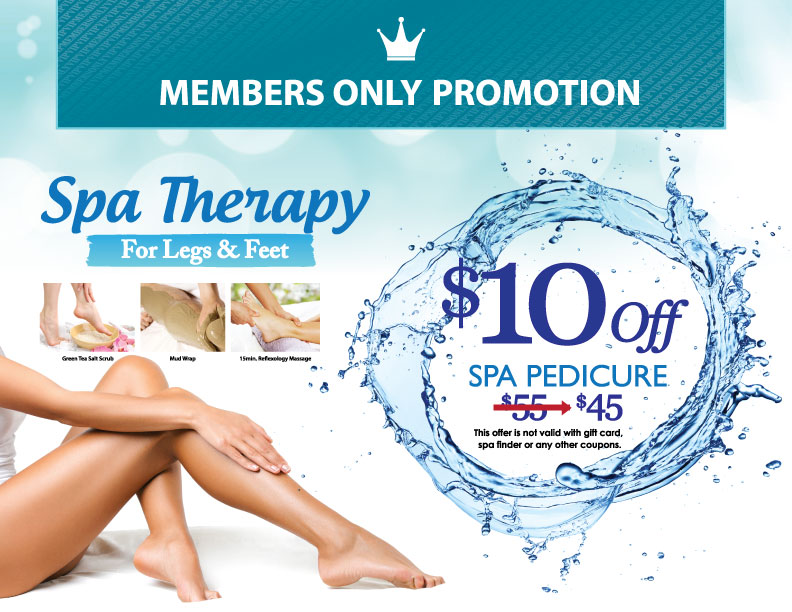 March Member's Promotion