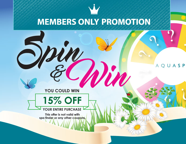 March Member's Only Promotion