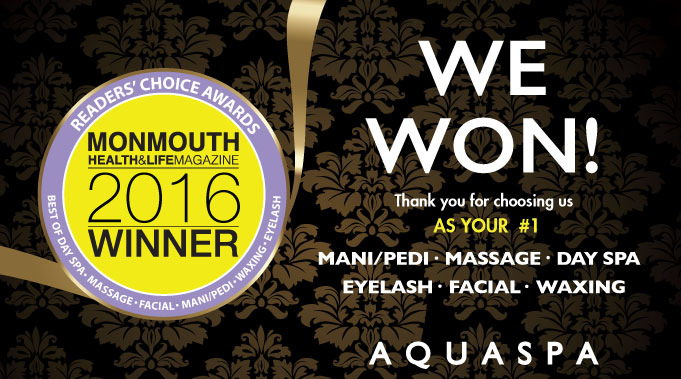 We Won! – Best of Monmouth County