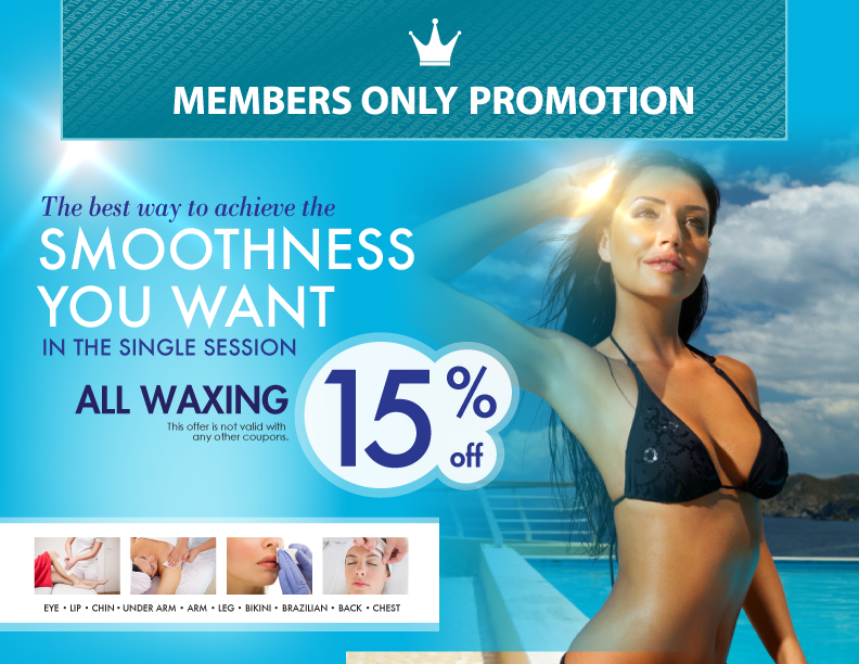May Member's Only Promotion