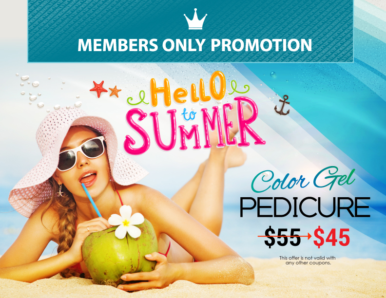 June Member's Only Promotion